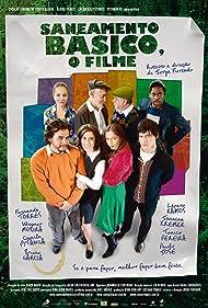 Saneamento Básico, O Filme (2007) Poster - Movie Forum, Cast, Reviews