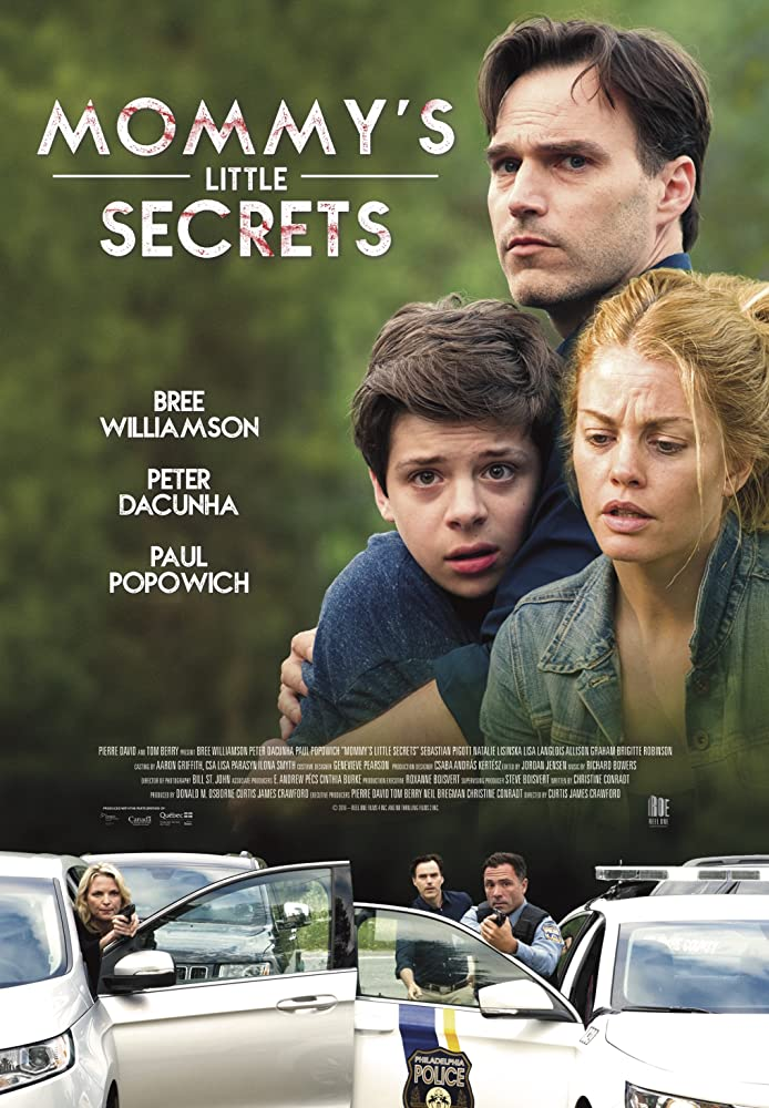 Mommy's Little Boy Movie Poster