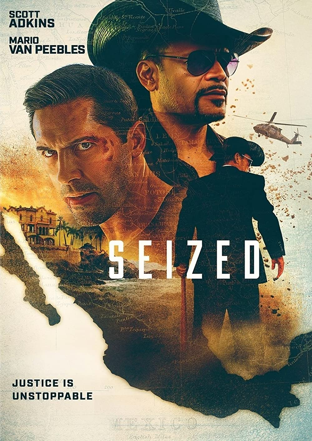 Seized (2020) Subtitle Indonesia