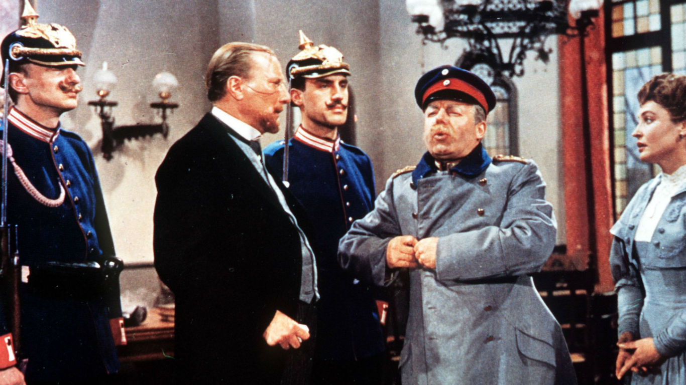 The Captain from Köpenick (1956)