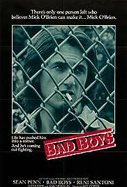 Bad Boys(1983) Poster - Movie Forum, Cast, Reviews
