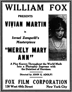 Latest movie watching Merely Mary Ann USA [720px]