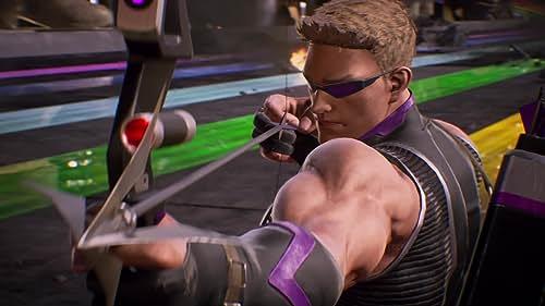 Marvel Vs Capcom: Infinite: Story Trailer (UK)