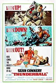 James Bond: Thunderball (1965) 1080p