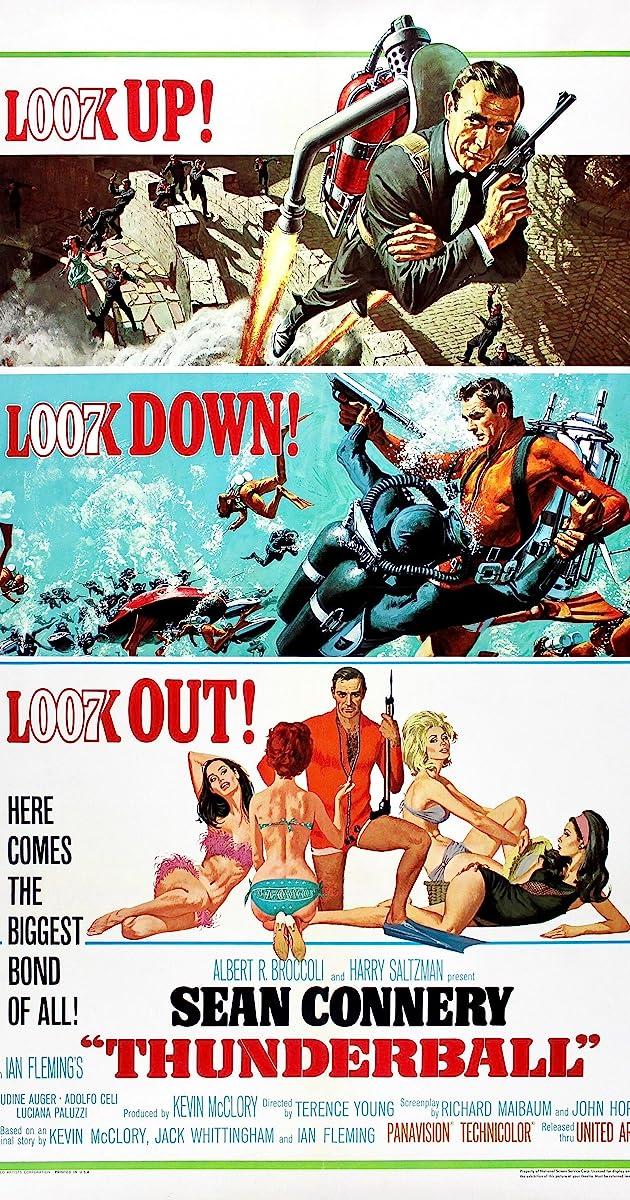 Điệp Viên 007: Quả Cầu Sấm Sét