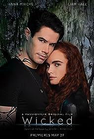 Liam Hall and Anna Maiche in Wicked (2021)