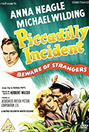 Piccadilly Incident Poster