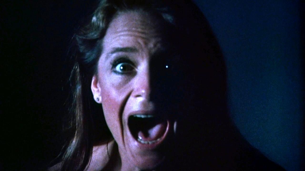 Melissa Newman in One Dark Night (1982)