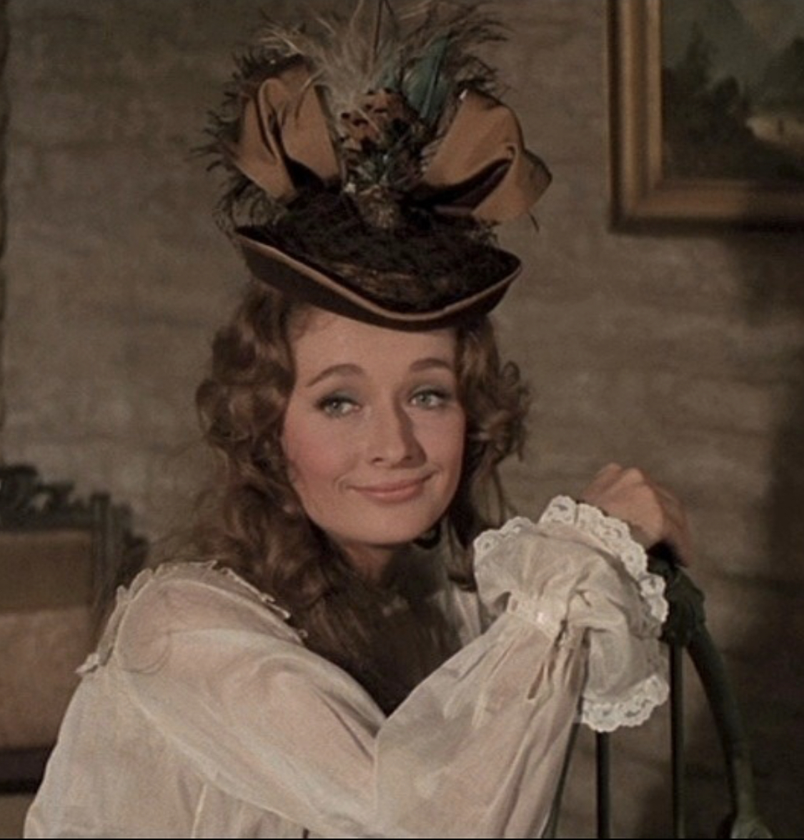 Diana Muldaur in One More Train to Rob (1971)