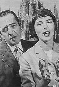 Delia Scala and Nino Taranto in Lui e lei (1956)