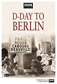 D-Day to Berlin Poster