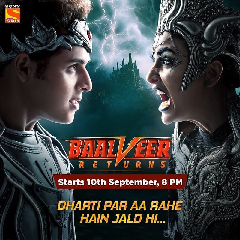 Baalveer Returns (2019) S02 (E46-50) Hindi 720p HDRip 800MB Download