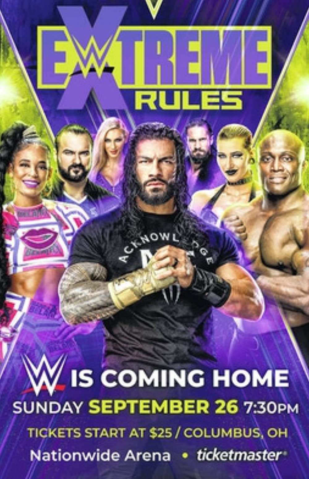 WWE Extreme Rules PPV (26th September 2021) English 480p HDRip 550MB Download