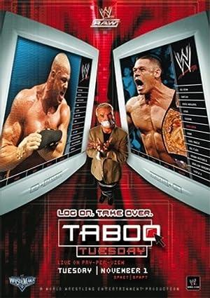 Kevin Dunn WWE Taboo Tuesday Movie