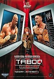 WWE Taboo Tuesday Poster