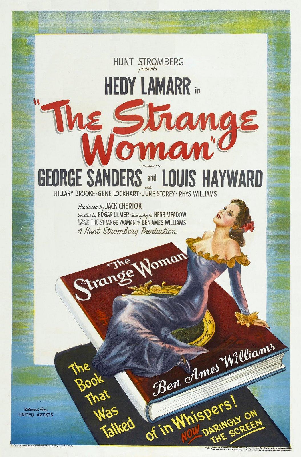 The Strange Woman (1946) - IMDb