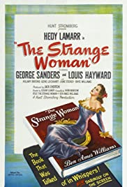 The Strange Woman (1946) Poster - Movie Forum, Cast, Reviews