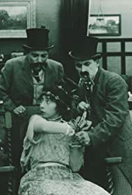 Gale Henry in Lady Baffles and Detective Duck in When the Wets Went Dry (1915)