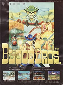 Blood Bros. online free