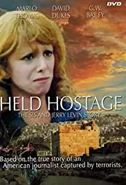Held Hostage: The Sis and Jerry Levin Story Poster