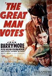 The Great Man Votes(1939) Poster - Movie Forum, Cast, Reviews