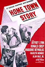 Home Town Story (1951) Poster - Movie Forum, Cast, Reviews
