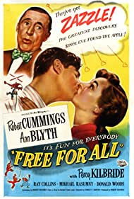 Free for All (1949) Poster - Movie Forum, Cast, Reviews