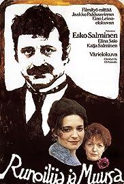 Runoilija ja muusa Poster