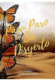 Desert Butterfly: Paru paro sa disyerto