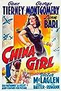 China Girl (1942) Poster