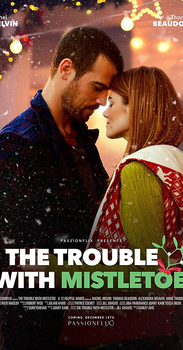 Subtitle of The Trouble with Mistletoe
