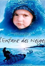 L'enfant des neiges Poster