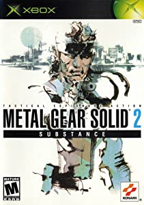 Watchers web movies Metal Gear Solid 2: Substance by Hideo Kojima [1280p]