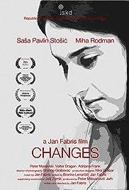 Spremembe Poster