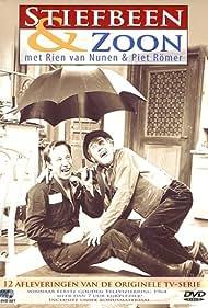 Piet Römer and Rien Van Nunen in Stiefbeen en zoon (1963)