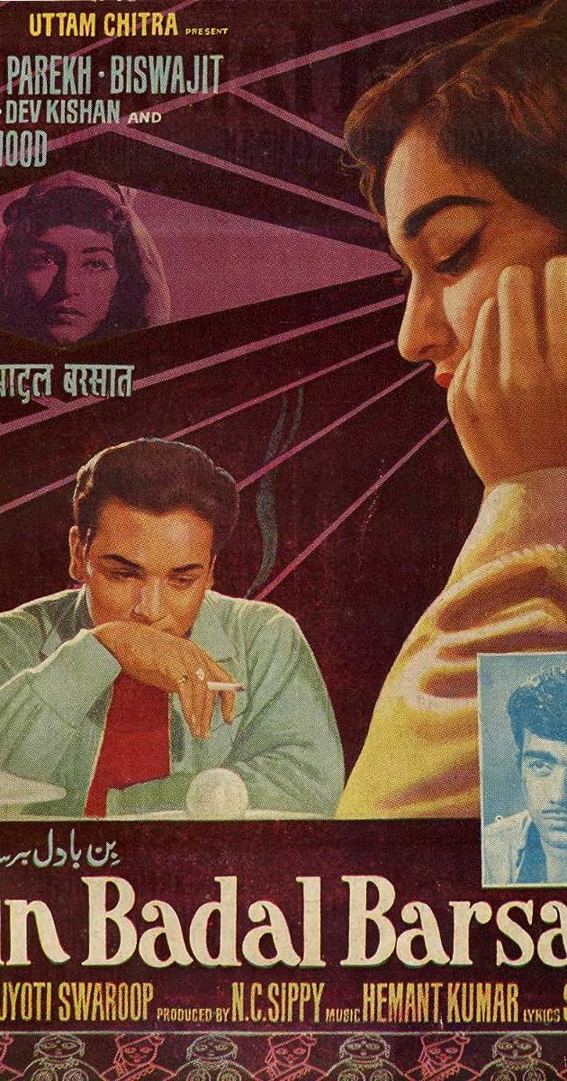 Bin Badal Barsaat (1963) - Full Cast & Crew - IMDb