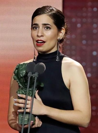 Irene Moray in Premios Goya 34 edición (2020)