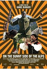 Na soncni strani alp Poster