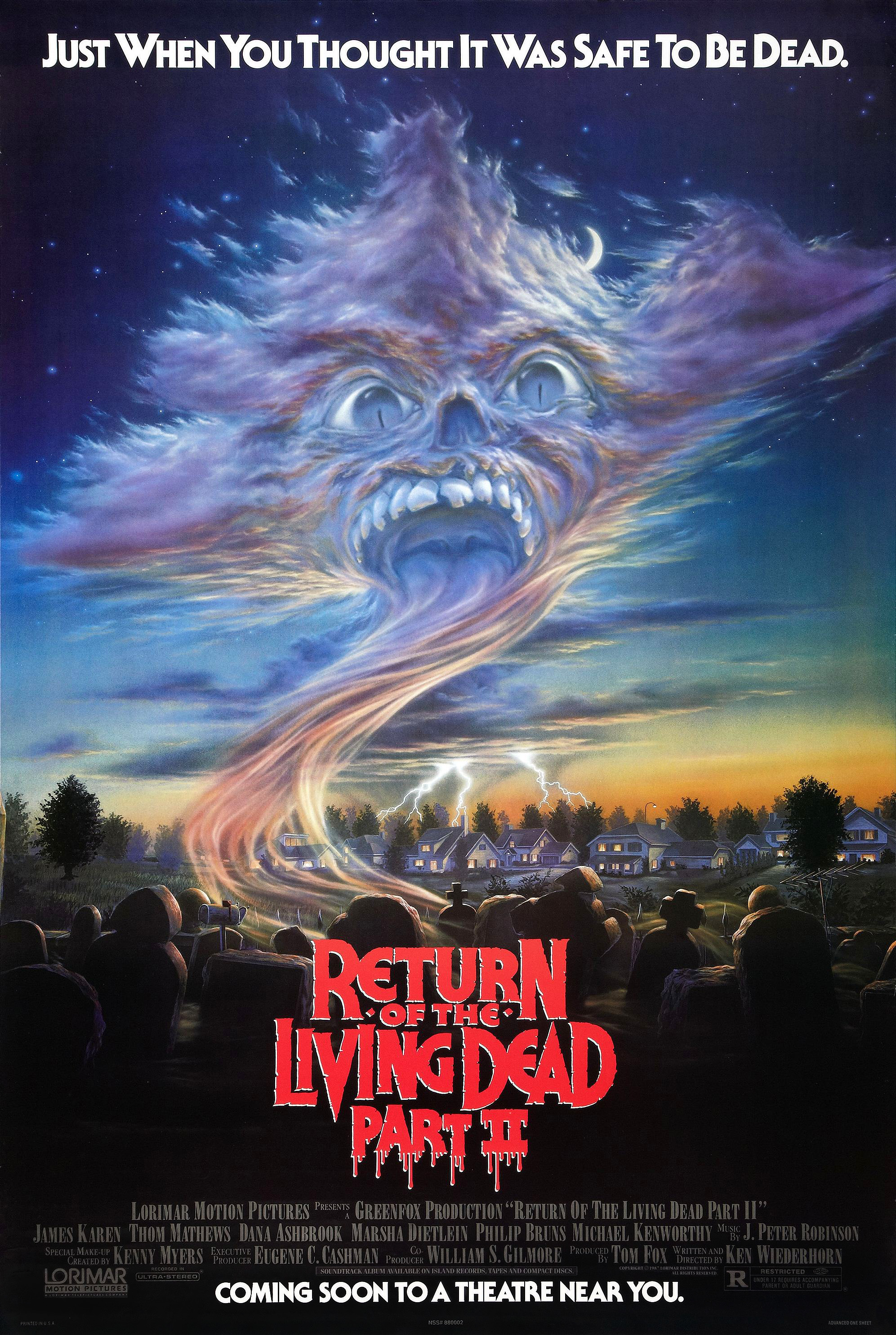 Return of the Living Dead: Part II