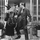 Mary Beth Hughes, George Montgomery, and Minerva Urecal in The Cowboy and the Blonde (1941)