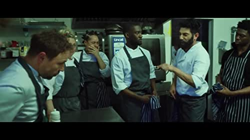Enter the relentless pressure of a restaurant kitchen as a head chef wrangles his team on the busiest day of the year.
