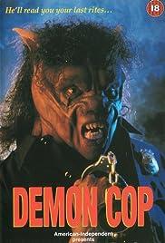 Demon Cop Poster