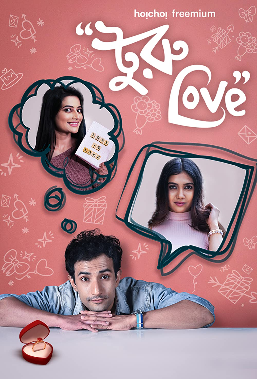 Turu Love 2021 S01 Hoichoi Originals Bengali Complete Web Series 720p HDRip 360MB Download