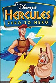 Hercules: Zero to Hero Poster