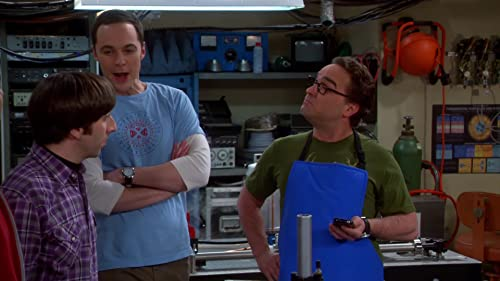 The Big Bang Theory: The Troll Manisfestation