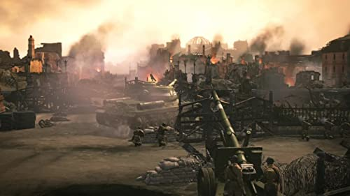 Company Of Heroes 2: Single Player Campaign
