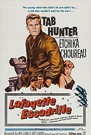 Lafayette Escadrille(1958) Poster - Movie Forum, Cast, Reviews