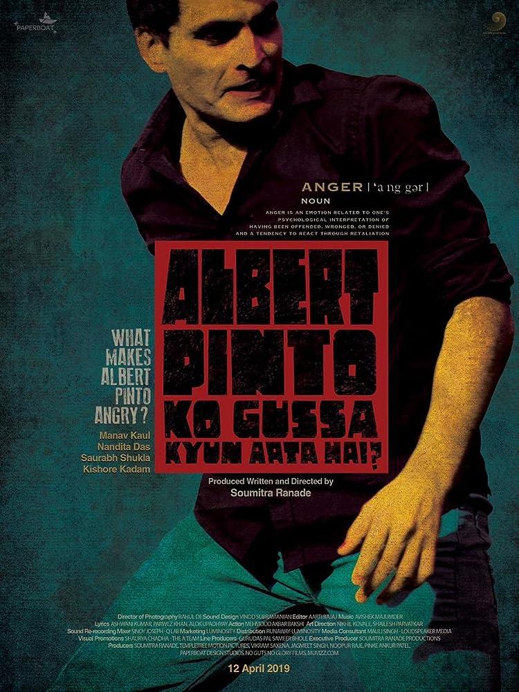 Albert Pinto Ko Gussa Kyun Aata Hai 2019 Hindi 720p HDTVRip 750MB Free Download