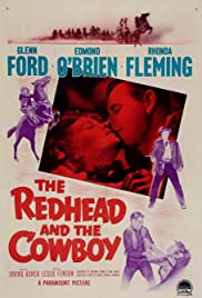 The Redhead and the Cowboy Poster