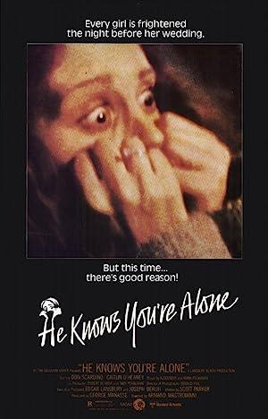 مشاهدة فيلم He Knows You're Alone 1980 مترجم أونلاين مترجم